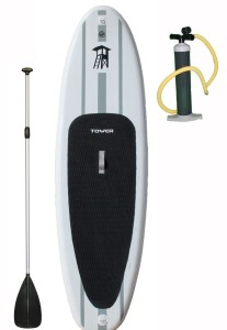 Tower inflatable Beginner Paddle Board