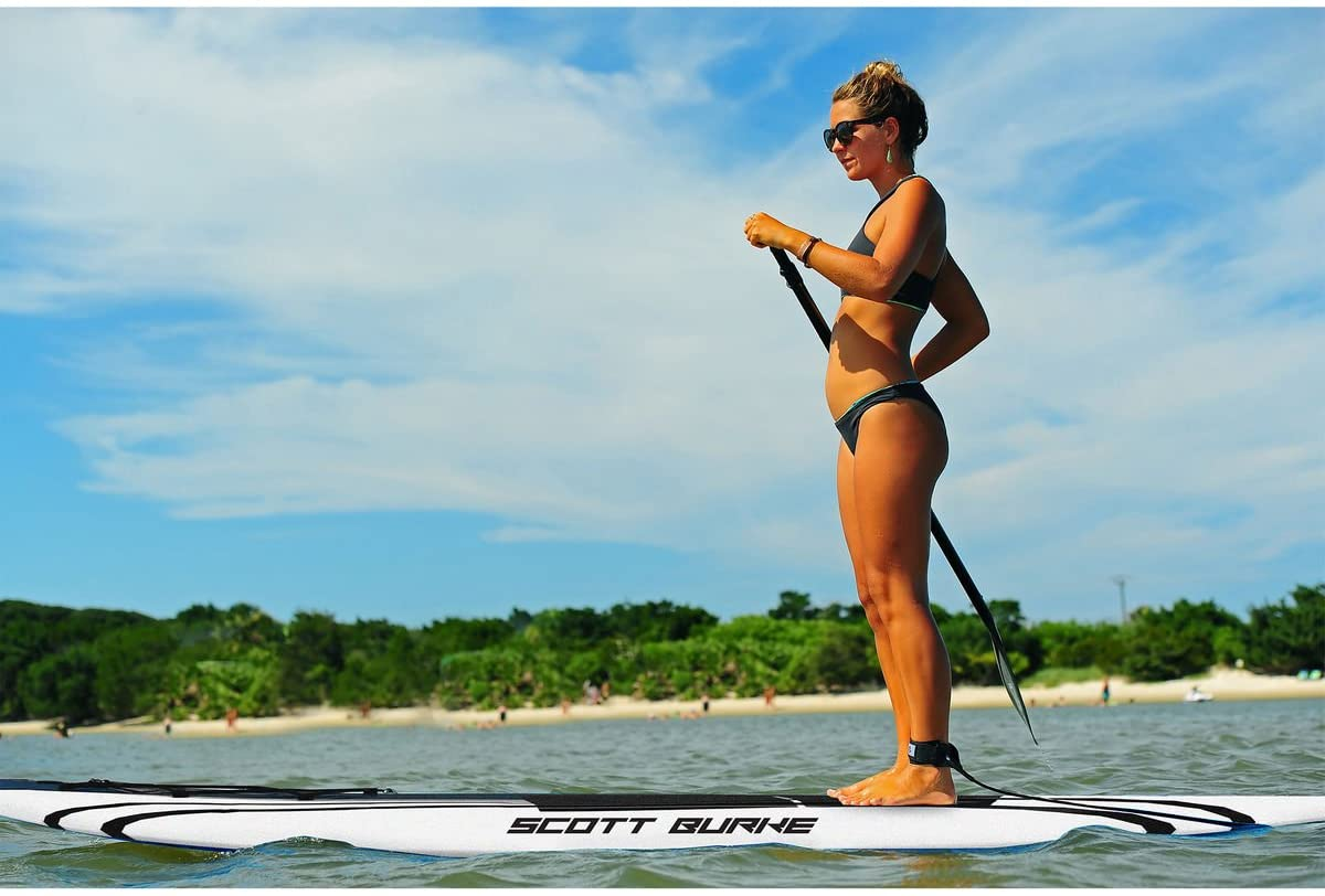 Scott Burke 10-6 Hydro Stand-Up Paddleboard Package3