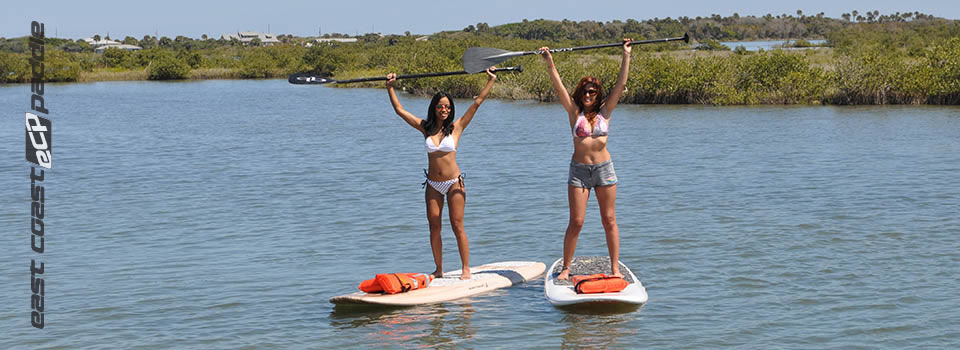 East Coast Paddle - Paddle Board Lessons and Rentals