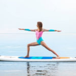 standup paddle boarding yoga for beginners