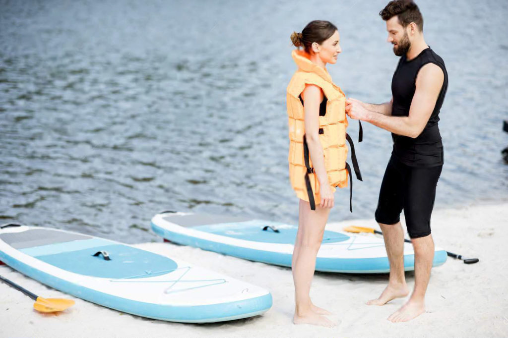 best pfd for stand up paddle boarding