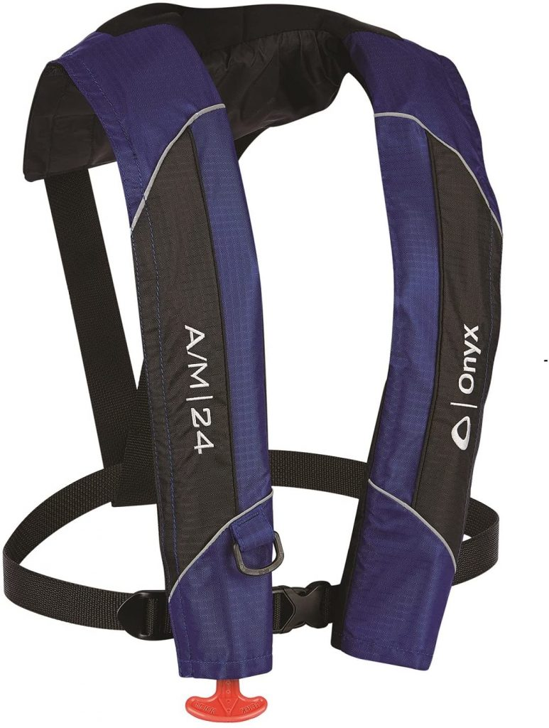 Onyx A:M-24 Automatic:Manual Inflatable Life Jacket
