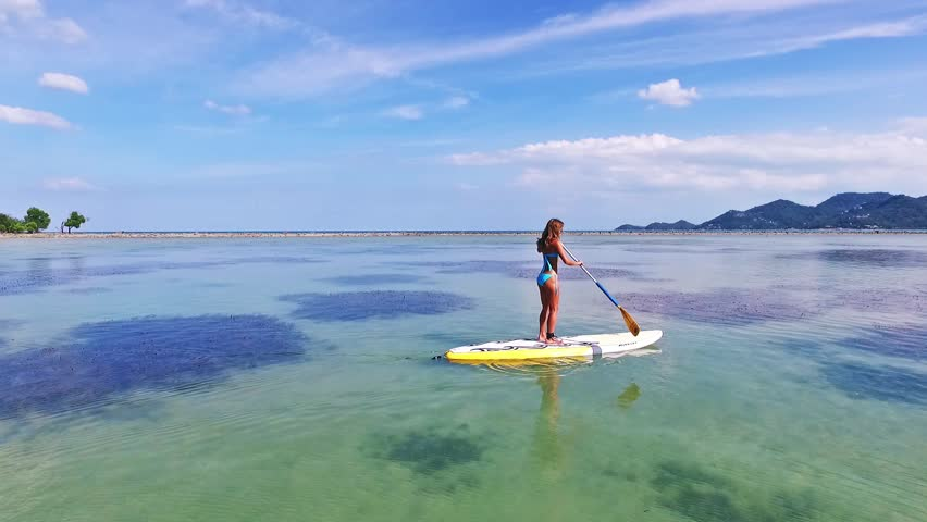Stand Up Paddle Board Beginnger
