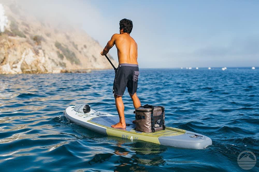 Peak Paddle inflatable Paddle board