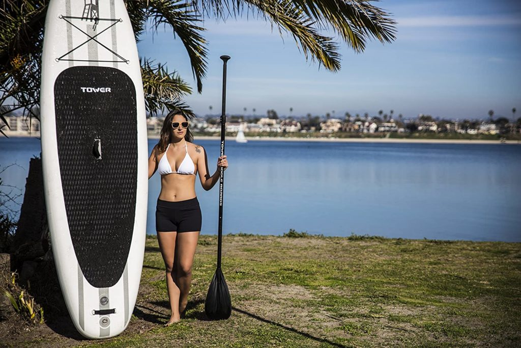 Tower Inflatable 9-10 Stand Up Paddle Board