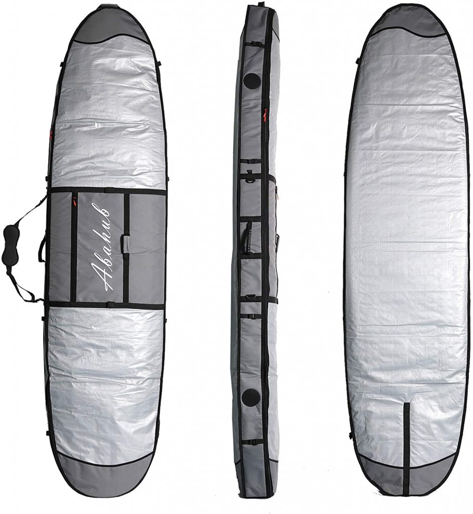 Abahub Premium SUP Travel Bag, Foam Padded Stand-up Paddleboard Cover Case, Paddle Board Carrying Bags