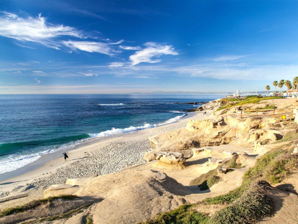 La Jolla California Standup Paddle Board Rentals
