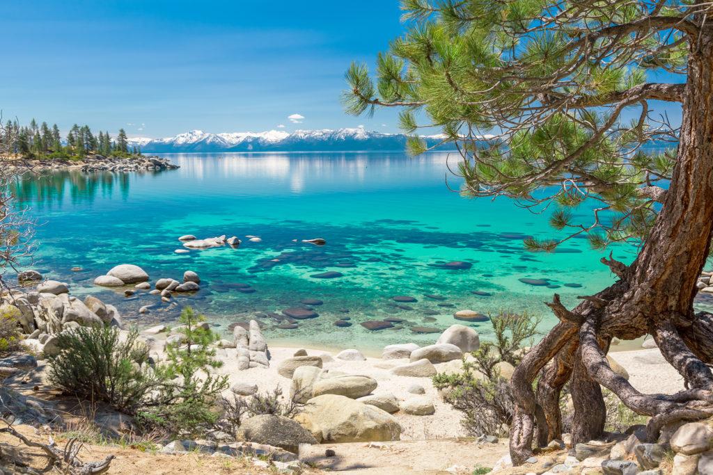 Lake Tahoe California Standup Paddle Board Rentals