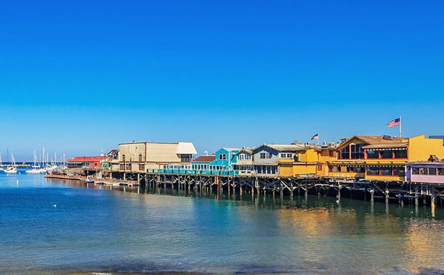 Monterey California Standup Paddle Board Rentals