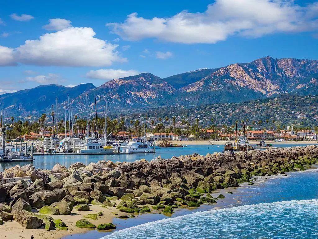 Santa Barbara California Standup Paddle Board Rentals