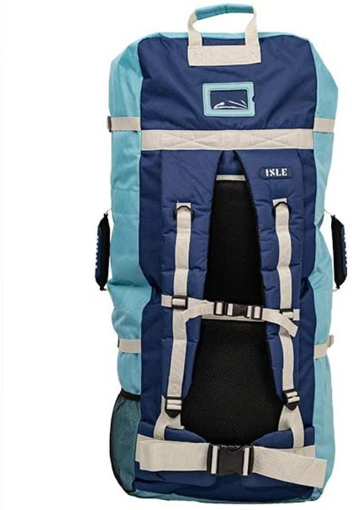 ISLE iSUP Travel Backpack for Inflatable Paddle Boards & Accessories