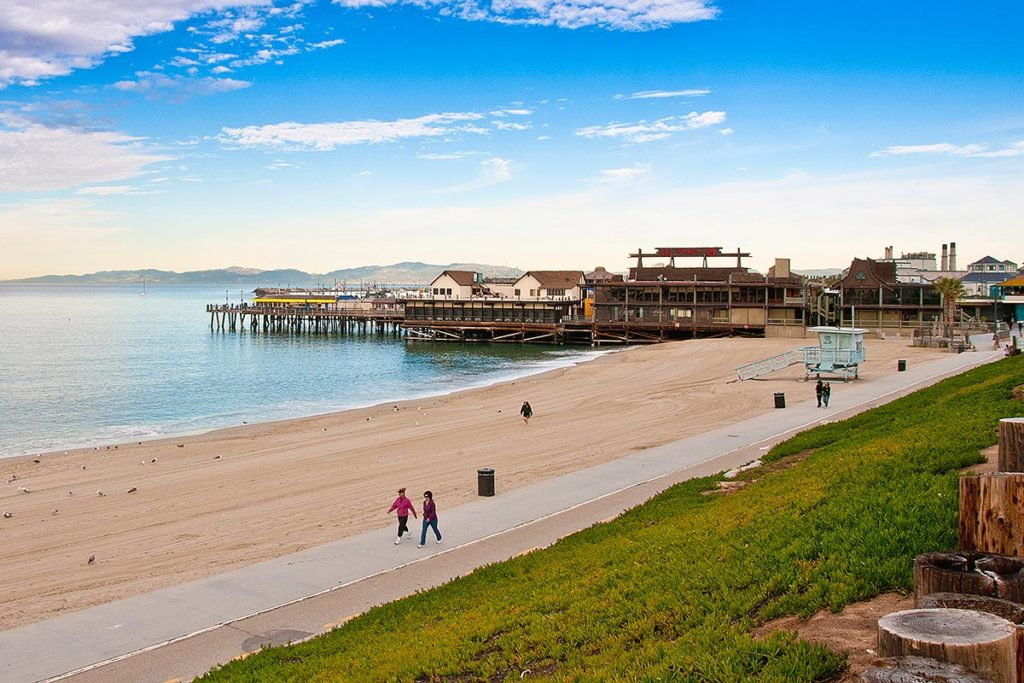 Redondo Beach California Standup Paddle Board Rentals