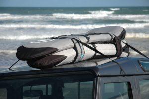 Surfboard Soft Rack LOCKDOWN Premium Surfboard Car Racks