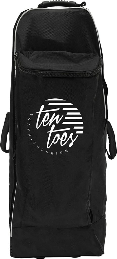 Ten Toes SUP Emporium Ten Toes Nomad Istand Up Paddle Board Roller Bag with Wheels