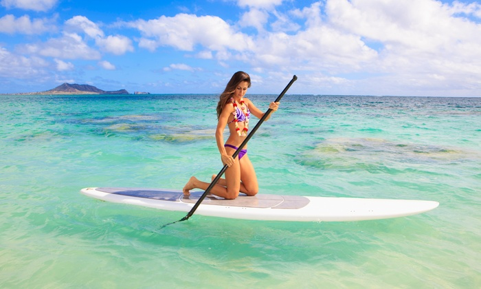 Best Places to Paddle Board In Hawaii