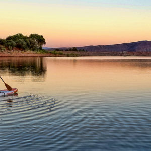 Places to SUP in Utah