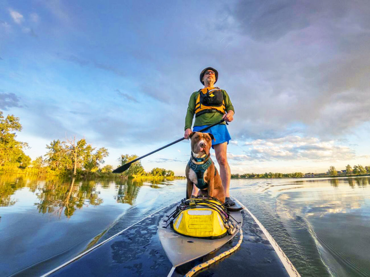 Best Places To SUP In Colorado