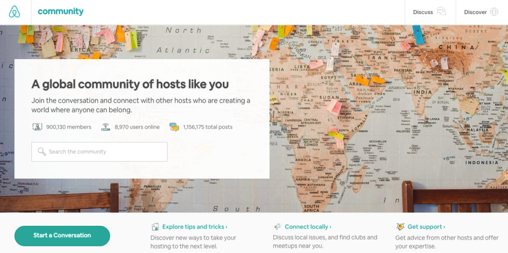 Airbnb Global Community of Hosts