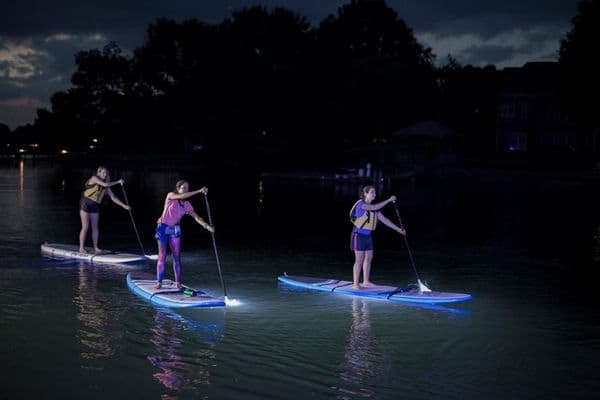 Full Moon Paddle Board Tour Fort Lauderdale