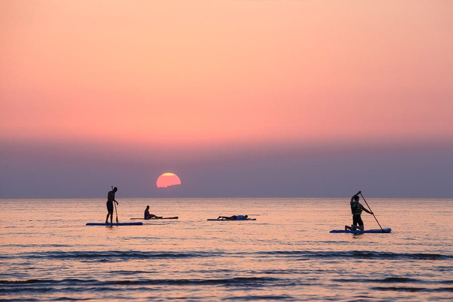 Fort Lauderdale Paddle Board Sunset Tours