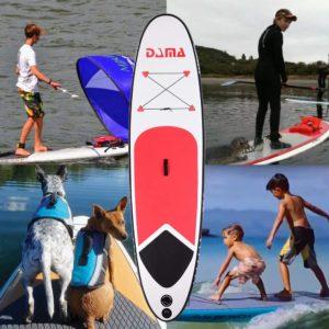 DAMA Inflatable Stand up Paddle sup Board Board,isup Board,Kids