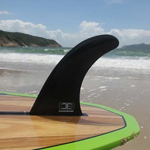 8 inch Longboard /& SUP Single Fin 8 Center Fin for Surfboard /& Paddleboard Santa Barbara Surfing SBS