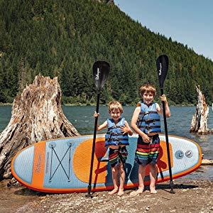 Retrospec Weekender-Nano Inflatable Stand Up Board for kids
