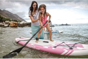 THURSO SURF Prodigy Junior Kids Inflatable SUP Stand Up Paddle Board