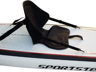 Sportstech Inflatable Stand Up Paddle Board with Kayak Conversion Seat