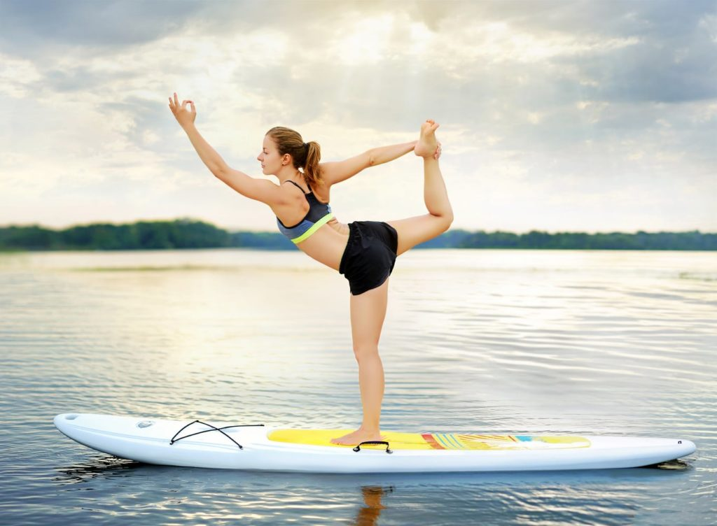 How to Balance On Your Paddle Board And Not Fall Off