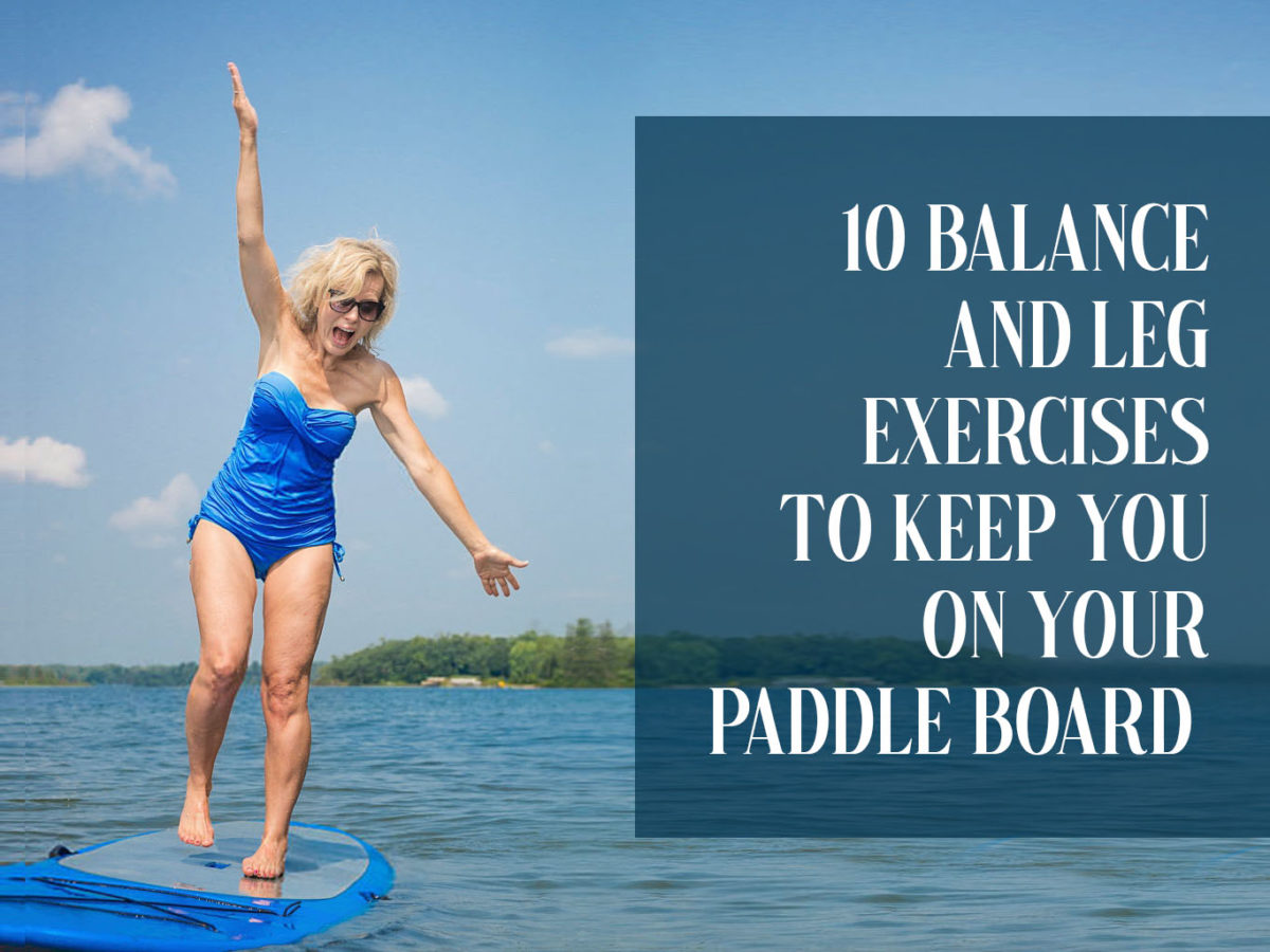 Falls Off Your Stand Up Paddle Board