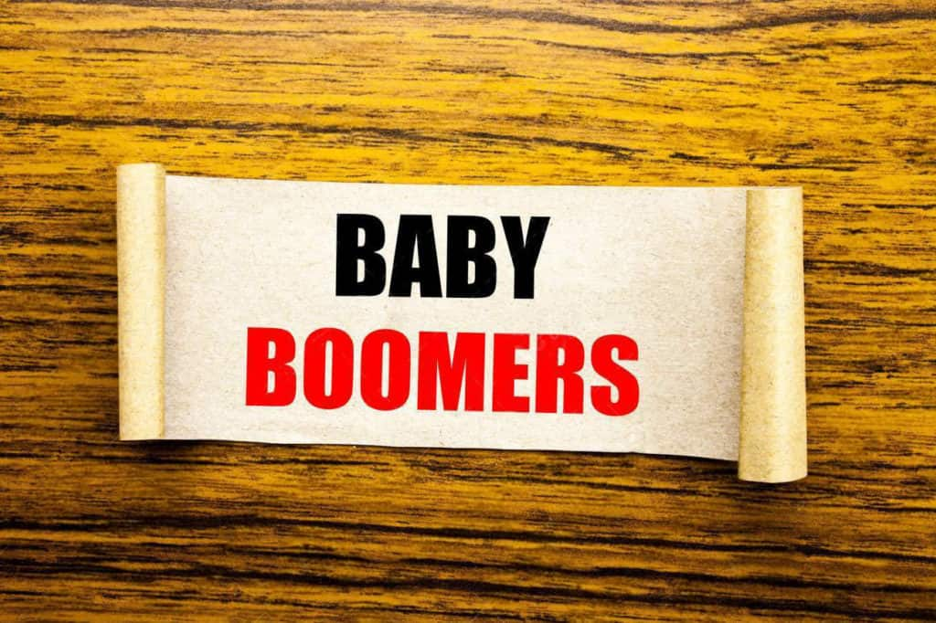 Baby Boomers Leaving For Retirement