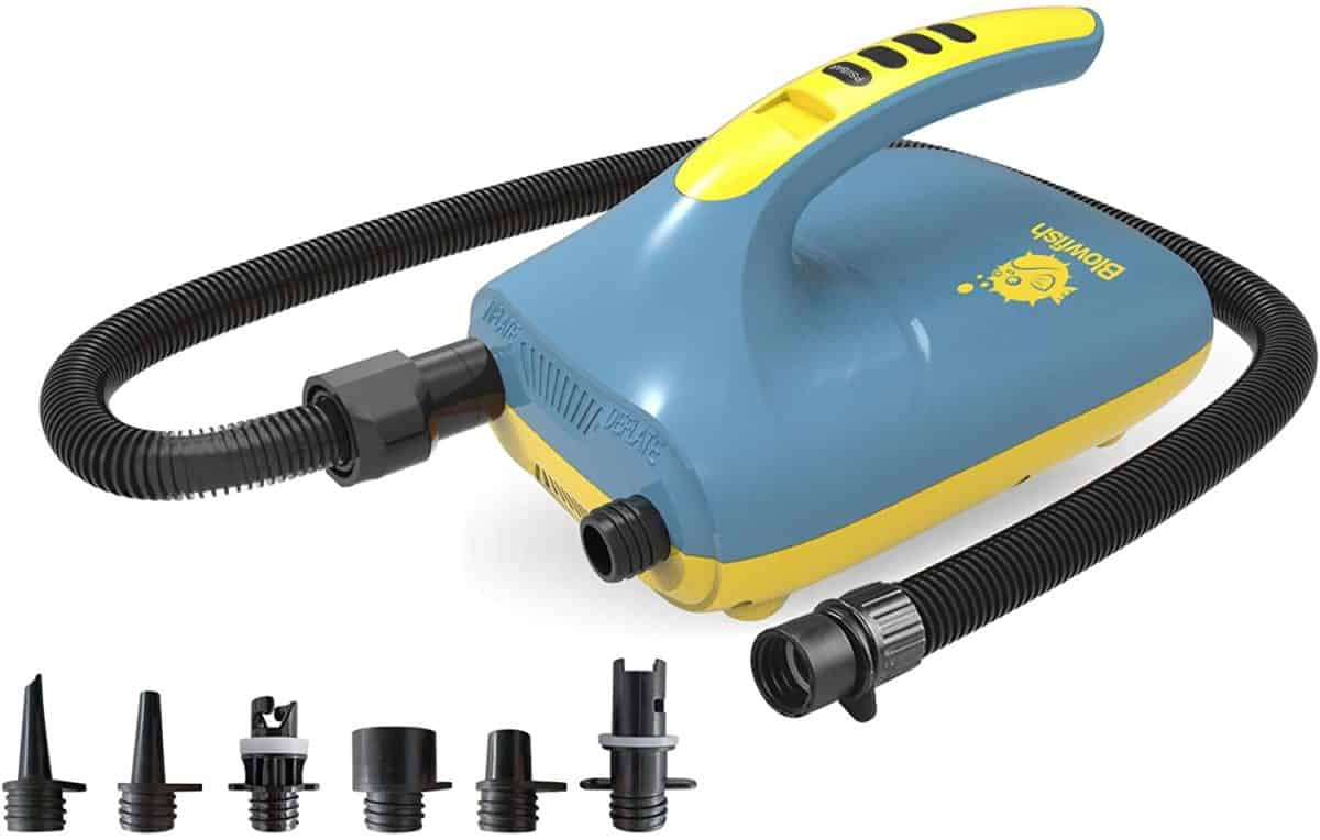 Inflatable SUP Electric Pump