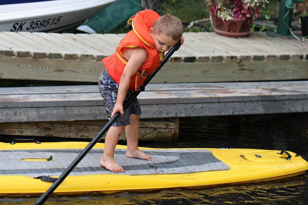 Paddle Board Accessories for Kids