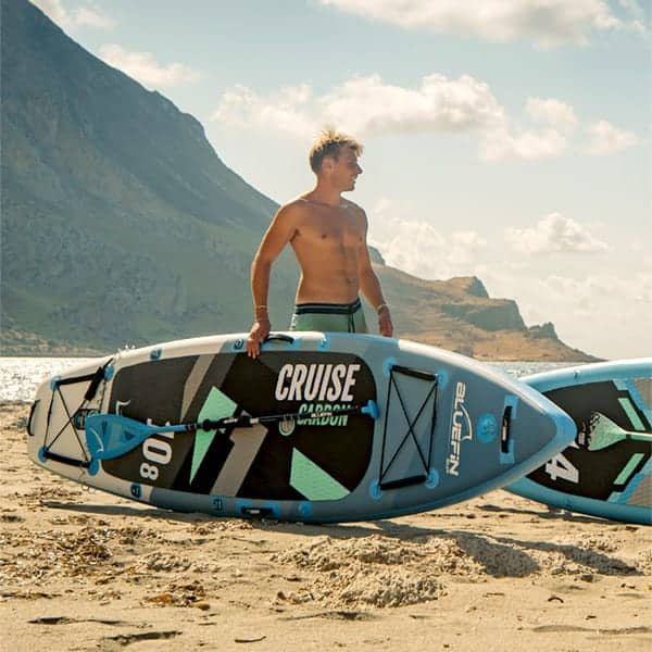 Bluefin Carbon Cruise Inflatable SUP Board