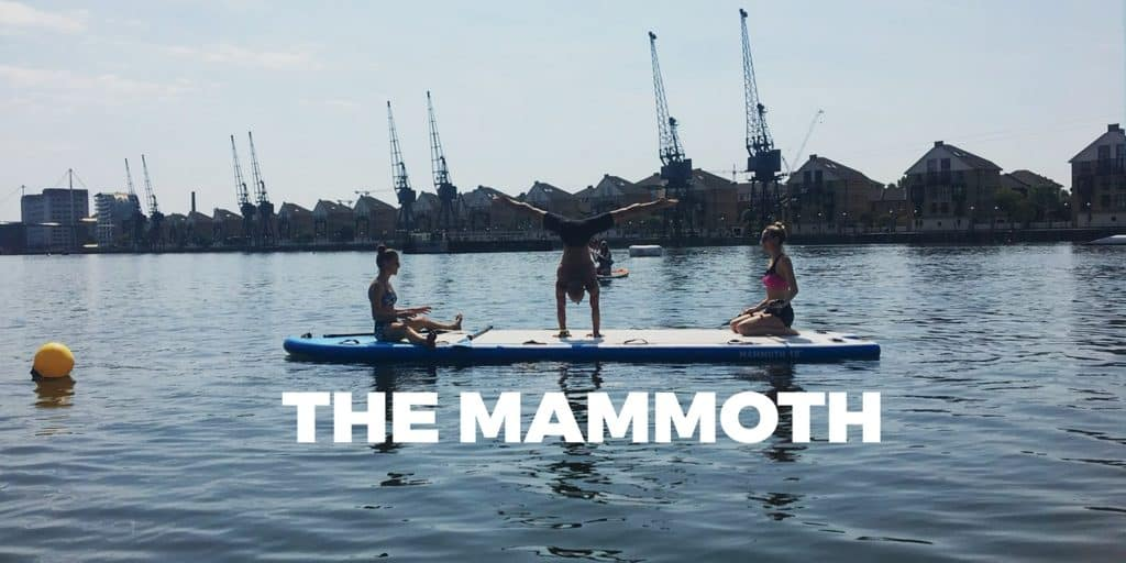 Bluefin SUP 18′ Mammoth Stand Up Paddle Board