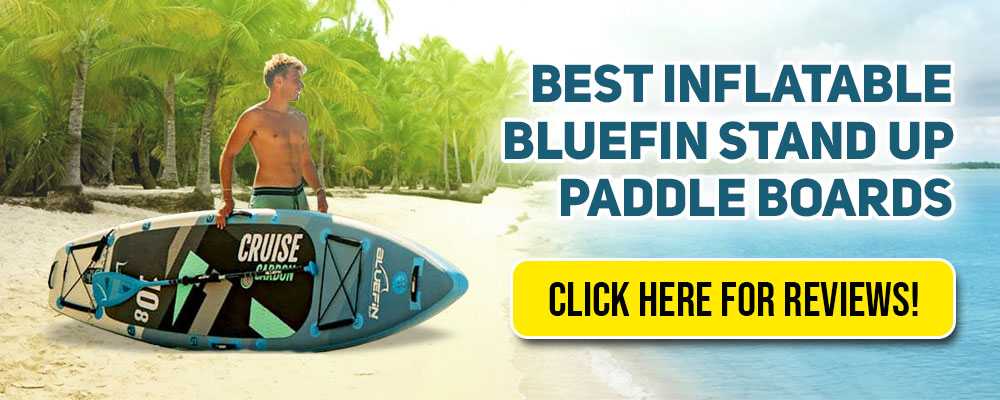 Bluefin Paddle Boards Banner