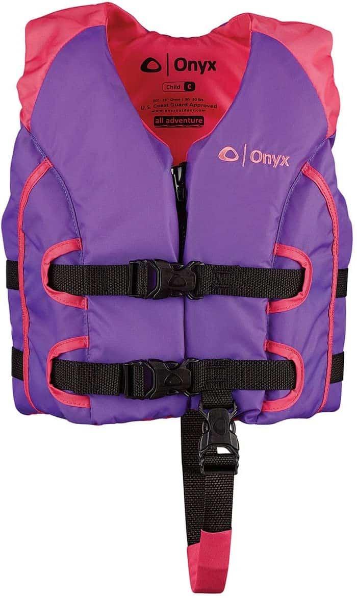 Onyx All Adventure Child PFD Life Jacket Vest
