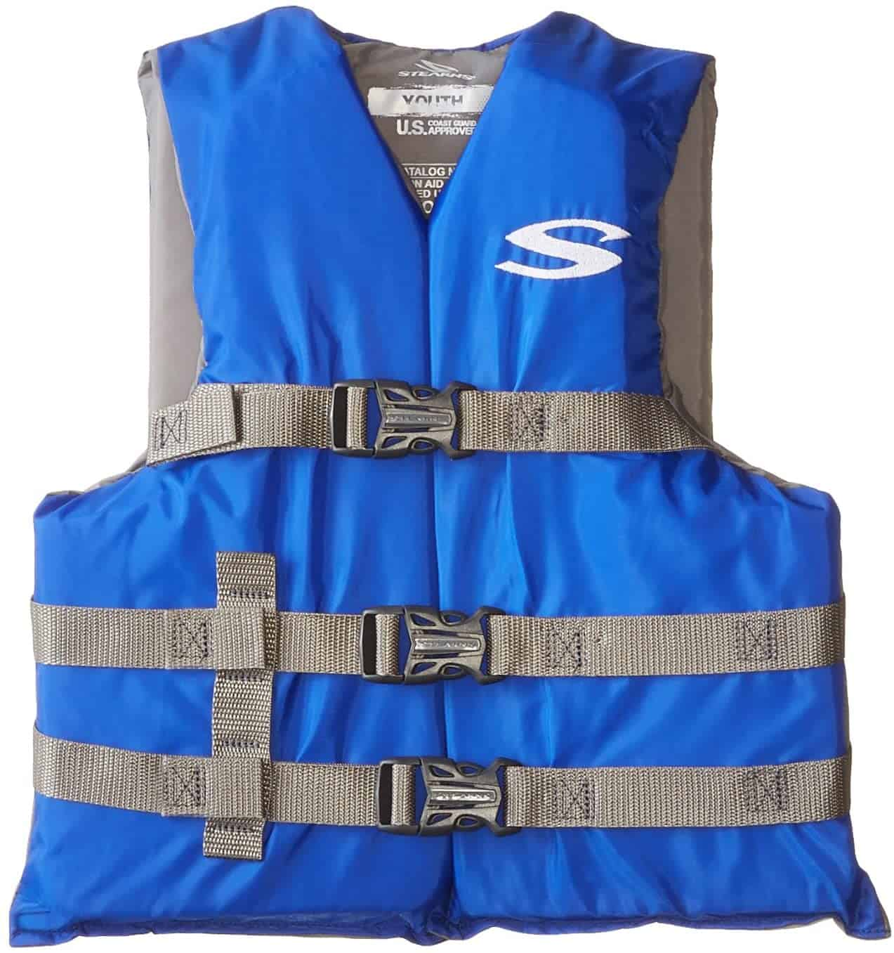 STEARNS Youth Boating PFD Vest Outdoor recreation