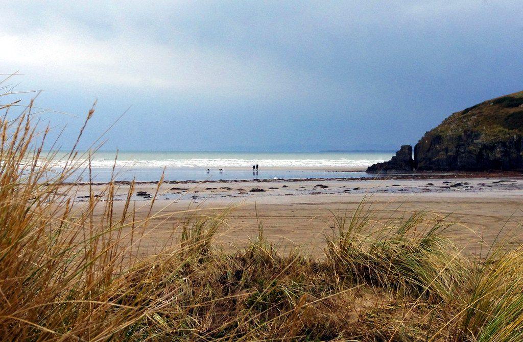 Black Rock Sands, Gwynedd, Wales