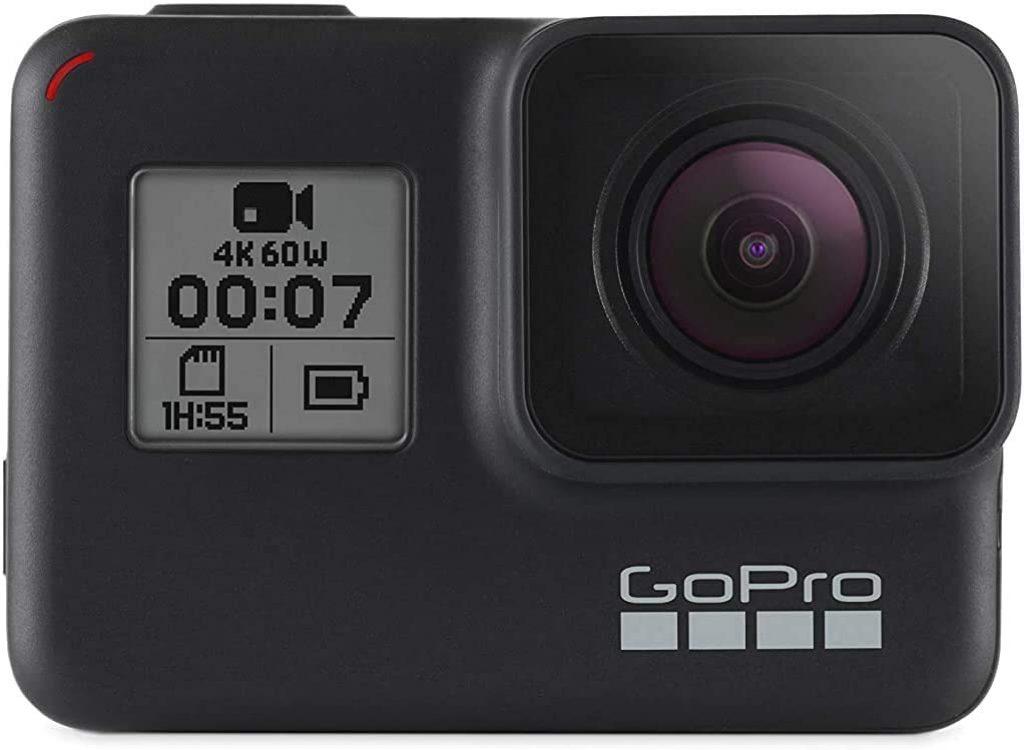 GoPro Hero7 Black — Waterproof Action Camera